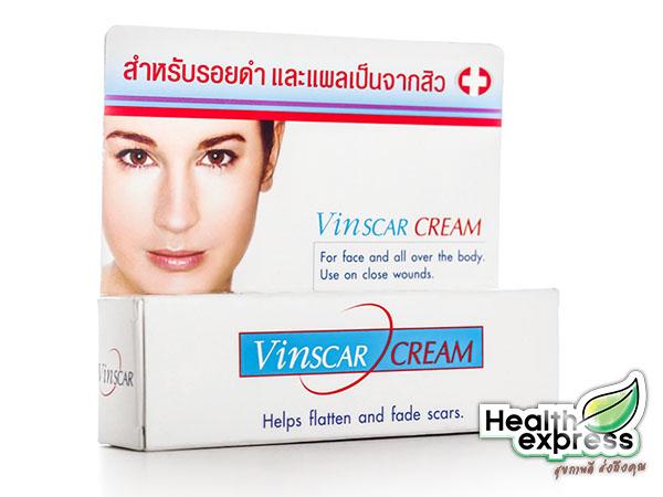 Vin21 Vinscar Cream วิน21 วินสการ์ ครีม ปริมาณสุทธิ 10 ml.