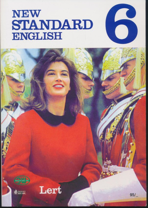 NEW STANDARD ENGLISH 2,3,4.5,6 และ STANDARD EXPRESSION 5,6 เป็นแบบเรียนทุกเล่ม ไม่มีเฉลย
