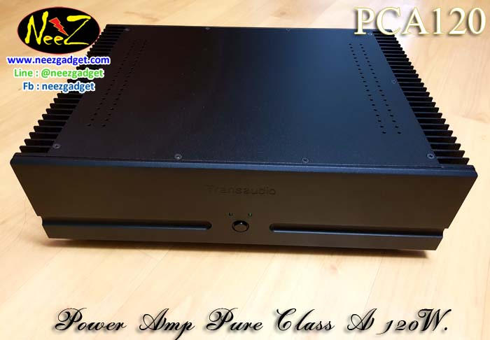 """Power Amp PCA120 """"Pure Class A """""""