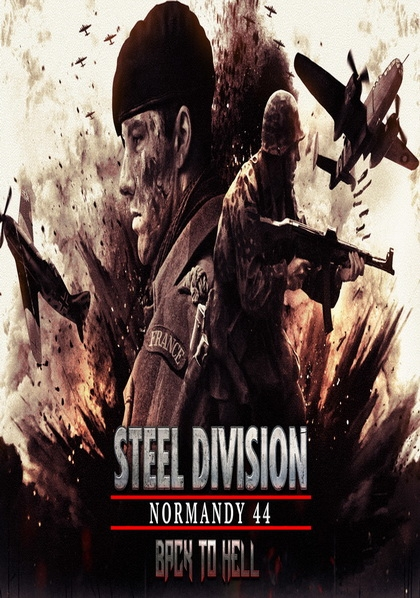 Steel Division: Normandy 44 - Back to Hell (8DVD)