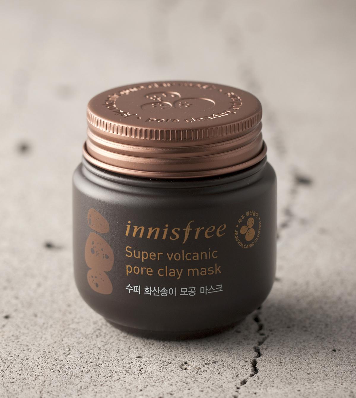 Innisfree ♥ Super Volcanic Pore Clay Mask 100ml.