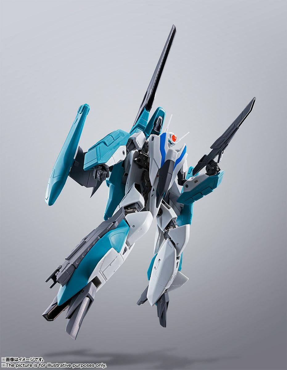 เปิดจอง Hi-Metal R VF-2SS Valkyrie Nexx Gilbert Custom With SAP (มัดจำ 700 บาท)