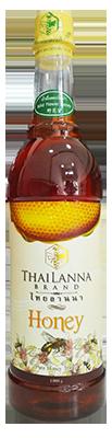 น้ำผึ้งป่าเบญพรรณ ตรา ไทยลานนา