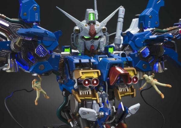 เปิดจอง Formania EX - Prototype Gundam Unit 1 Full Burnern (มัดจำ 2000 บาท)