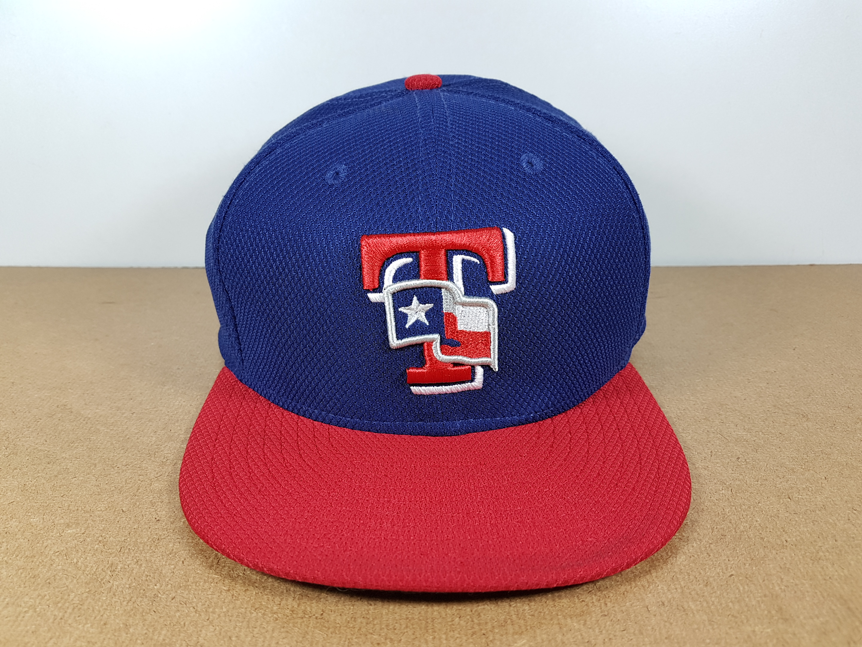 New Era MLB ทีม Texas Rangers ไซส์ 7 3/4 แต่วัดได้ ( 62cm )