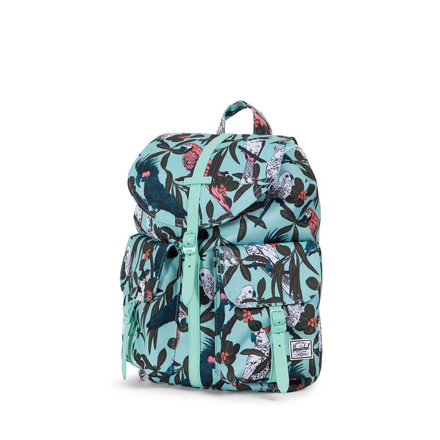 Herschel Dawson Backpack | XS - Lucite Green Parlour - ด้านข้าง