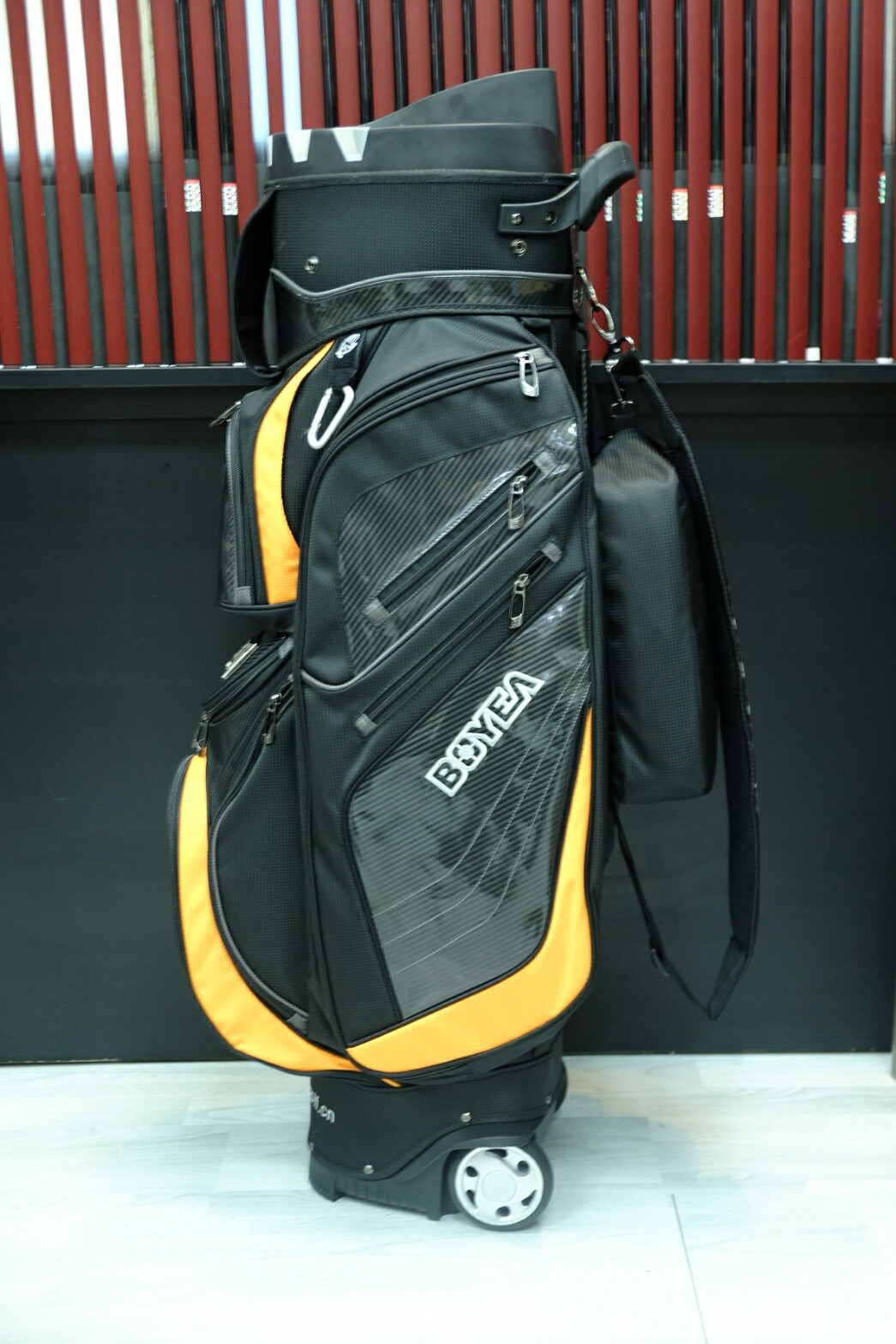 Golfbag Travel Boyea 14 Slot