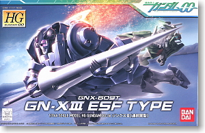 hg00-36 1/144 GNX-609T GN-X III ESF Type