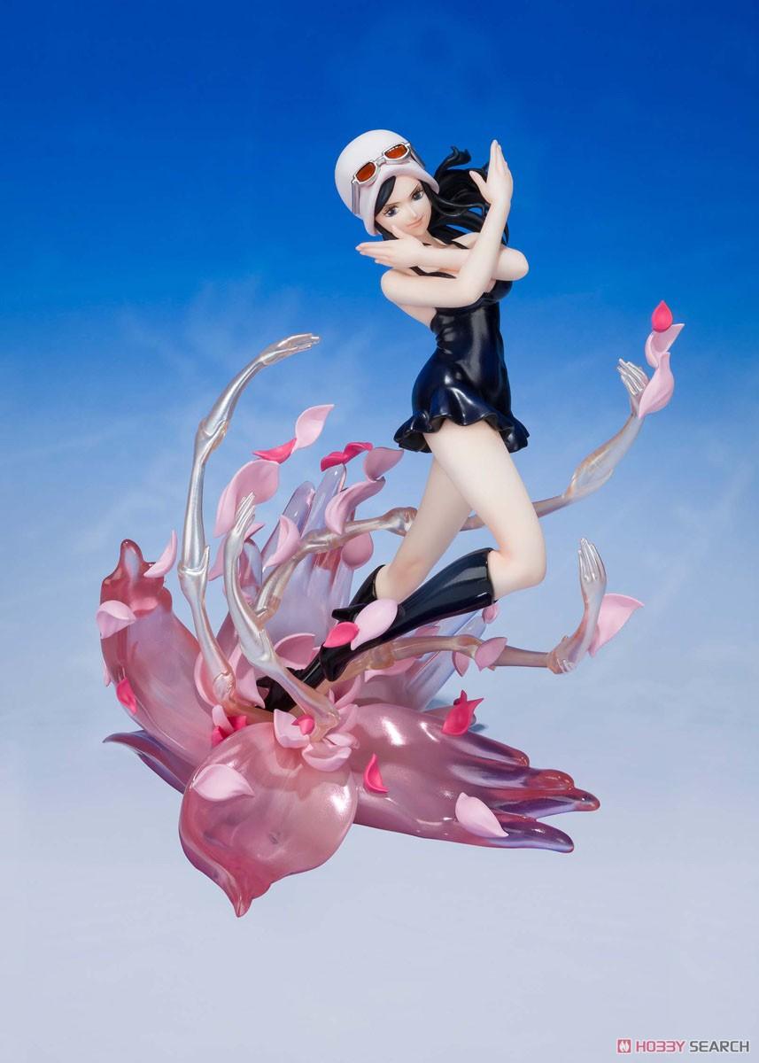 เปิดรับPreorder มีค่ามัดจำ 300 บาท Figuarts Zero Nico Robin -Mil Fleurs Campo de Flores- (PVC Figure)