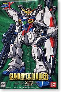 hg1/100 GX-9900-DV Gundam X Divider (1/100) (Gundam Model Kits)