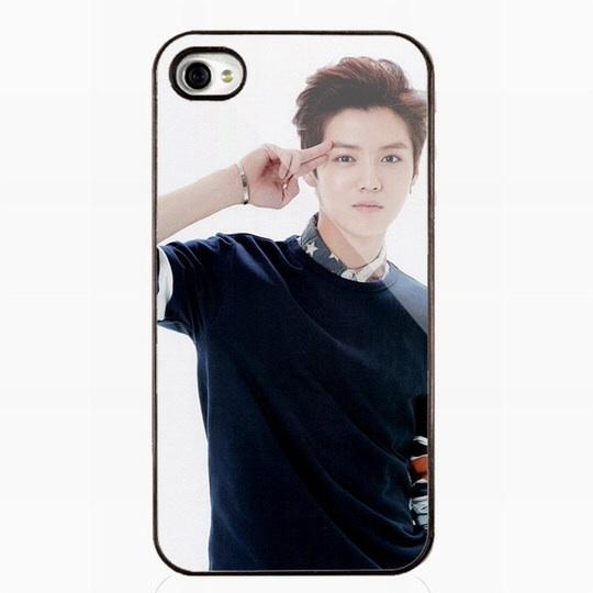 EXO เคส EXO LUHAN DIE JUNGS iphone4s/5s