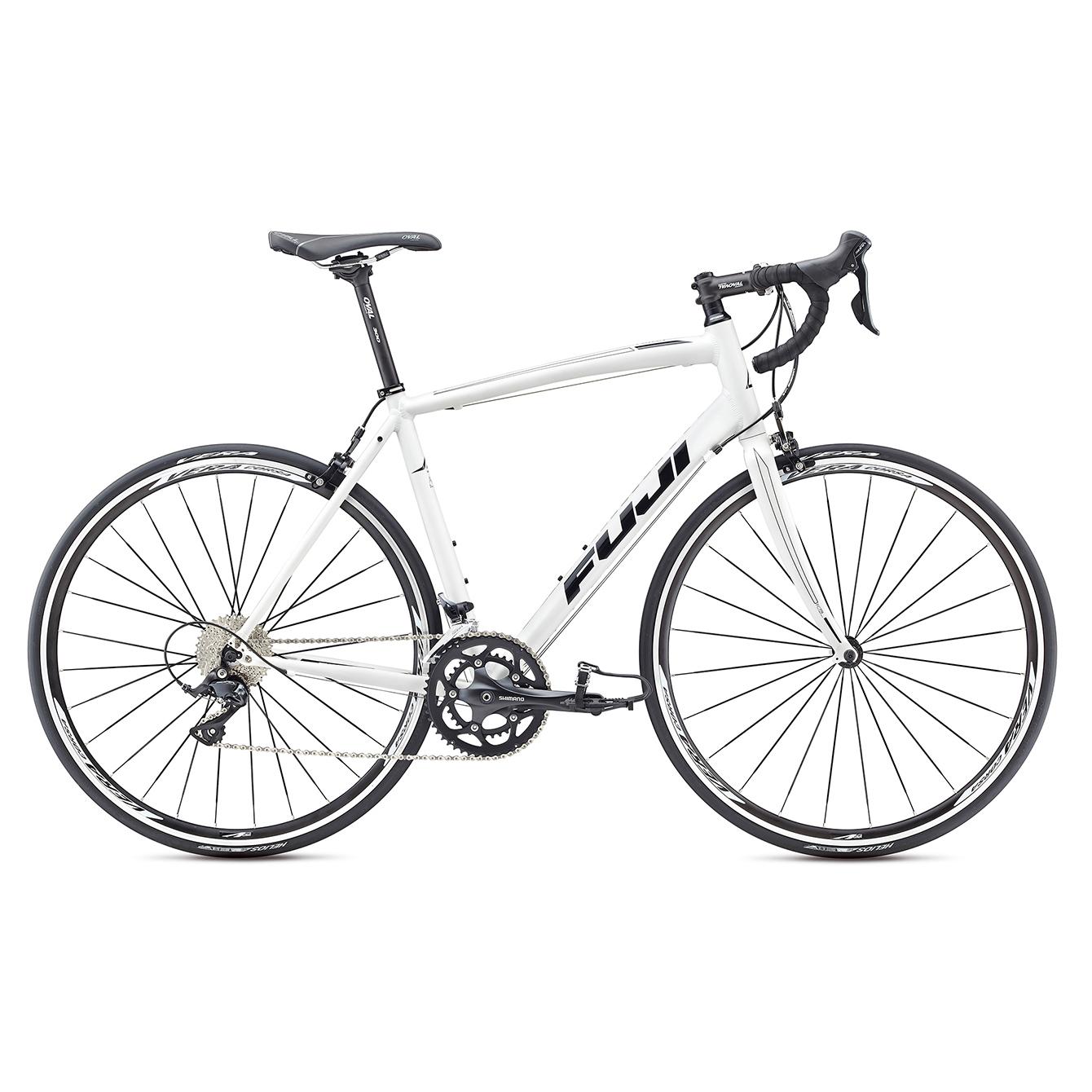 จักรยานเสือหมอบ FUJI SPORTIF 2.1 18สปีด Sora ,2017