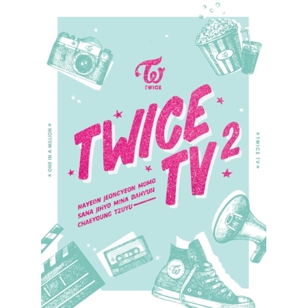 TWICE - TV2 DVD