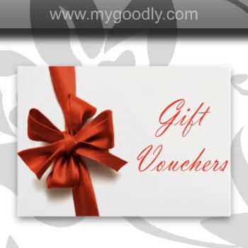 ขอคูปองลดราคา Gift Vouchers
