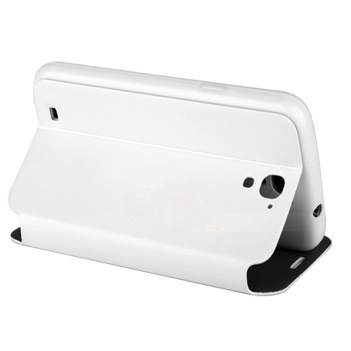 Original White Flip Cover Case For THL W300 Smartphone