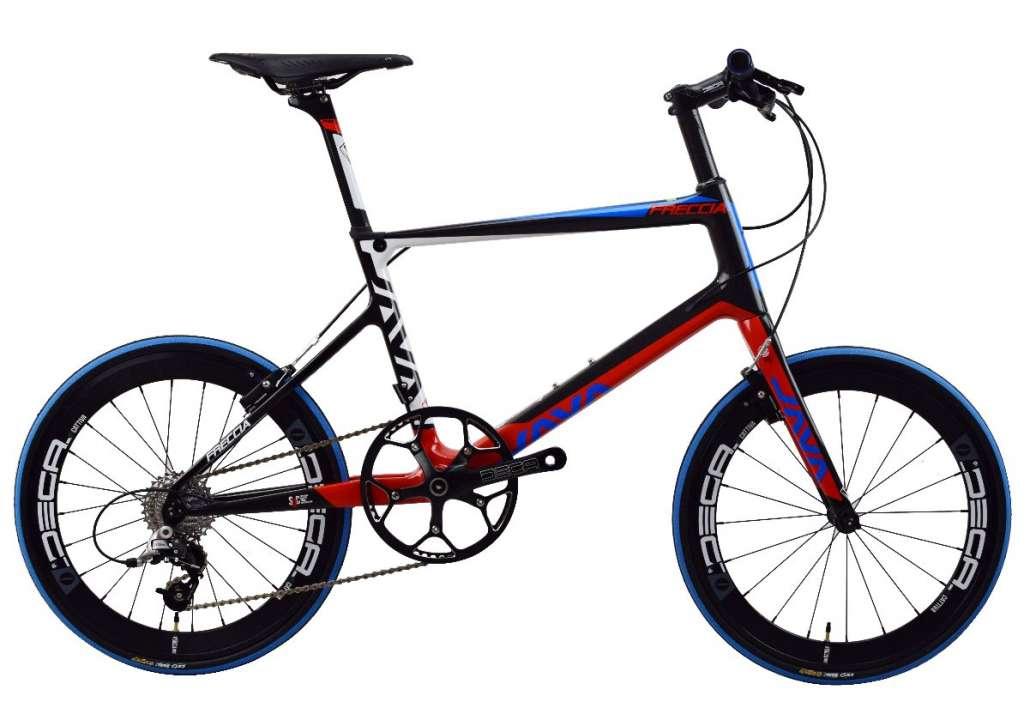 จักรยานมินิคาร์บอน JAVA FRECCIA-451-APEX