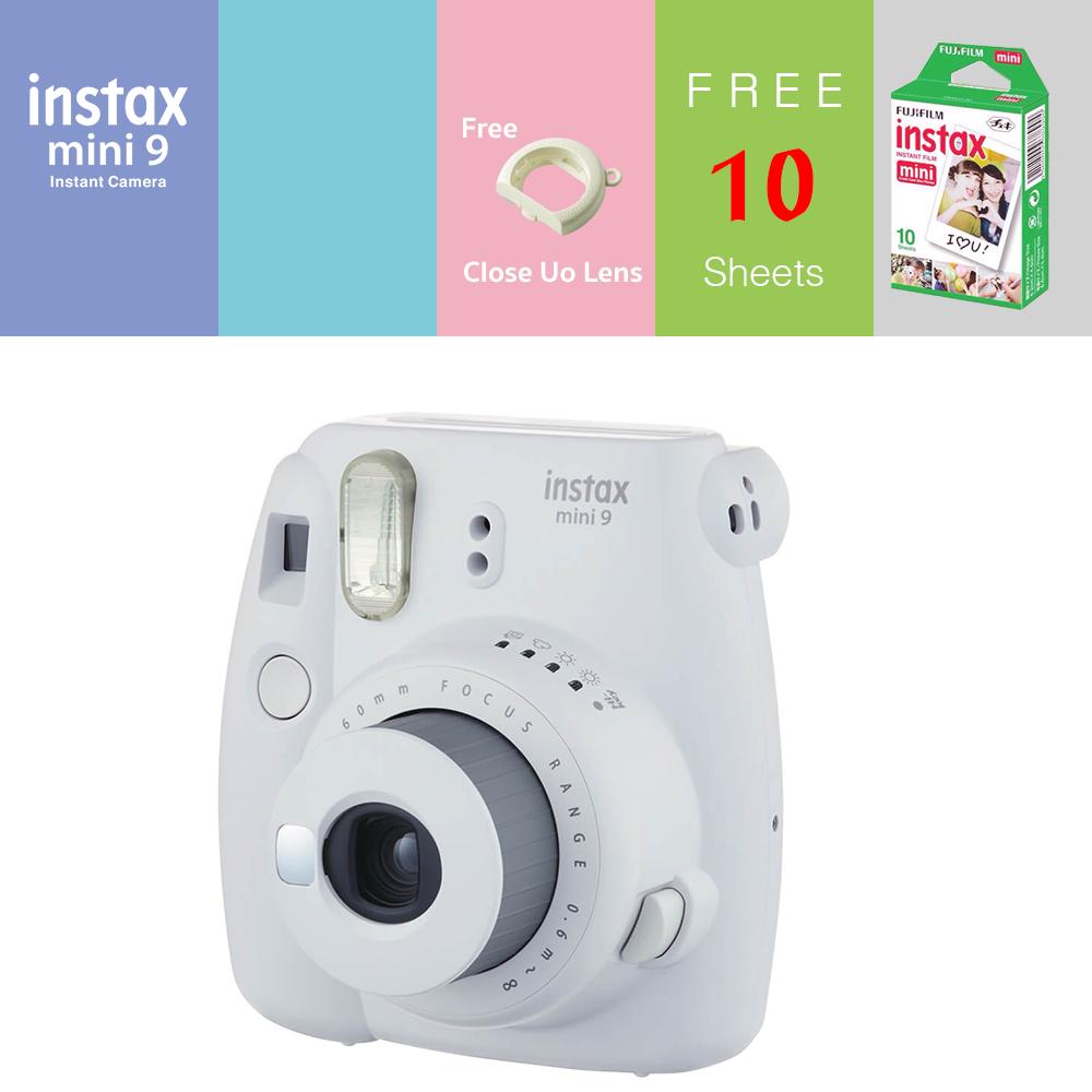 Mini 9 (สีเทา) แถมฟิล์ม 10แผ่น แถม Lens Close up