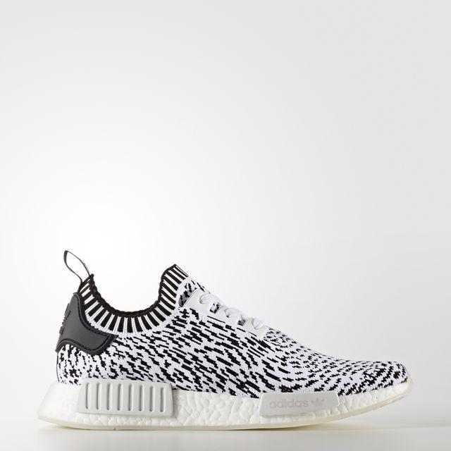 Adidas Originals NMD R1 PK Color Footwear White/Core Black