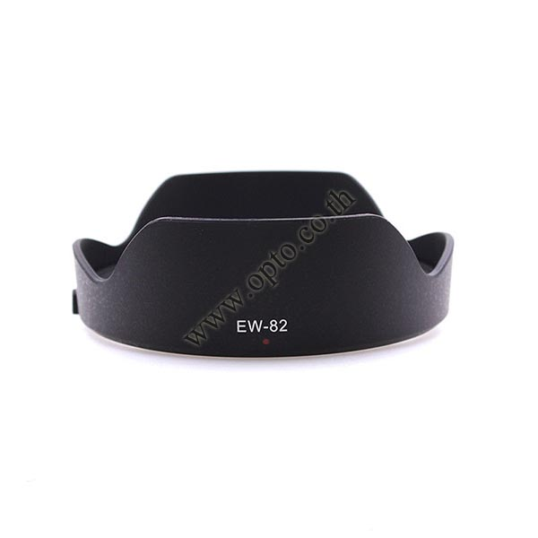 Len Hood EW-82 Replacement Lens Hood For Canon EF 16-35mm f/4L IS USM Lens