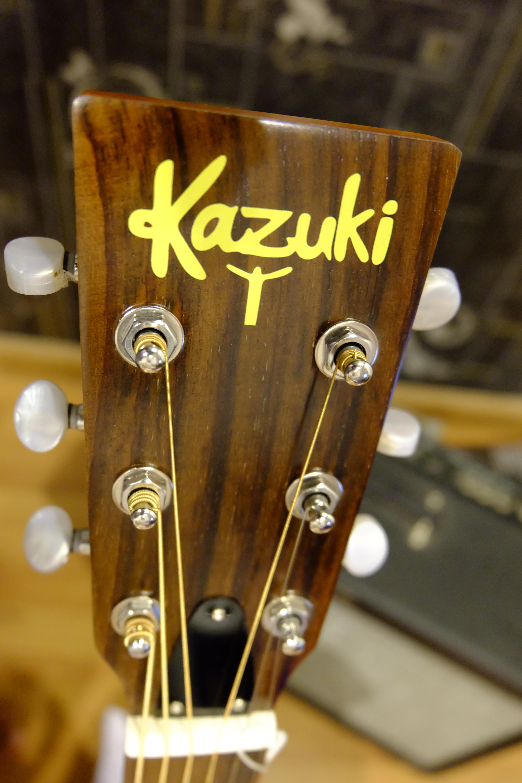 กีตาร์โปร่ง 40 นิ้ว Kazuki kz-b