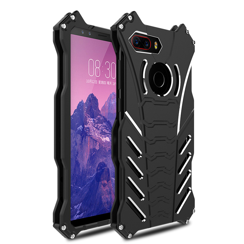 Nubia Z17s R-Just Batman Shockproof Aluminum Shell Metal Case