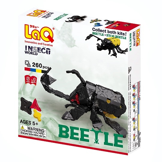 LaQ Insect Beetle