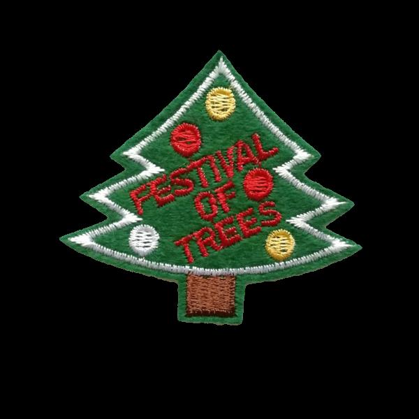 S0109 Christmas Tree 6.2x5.5cm