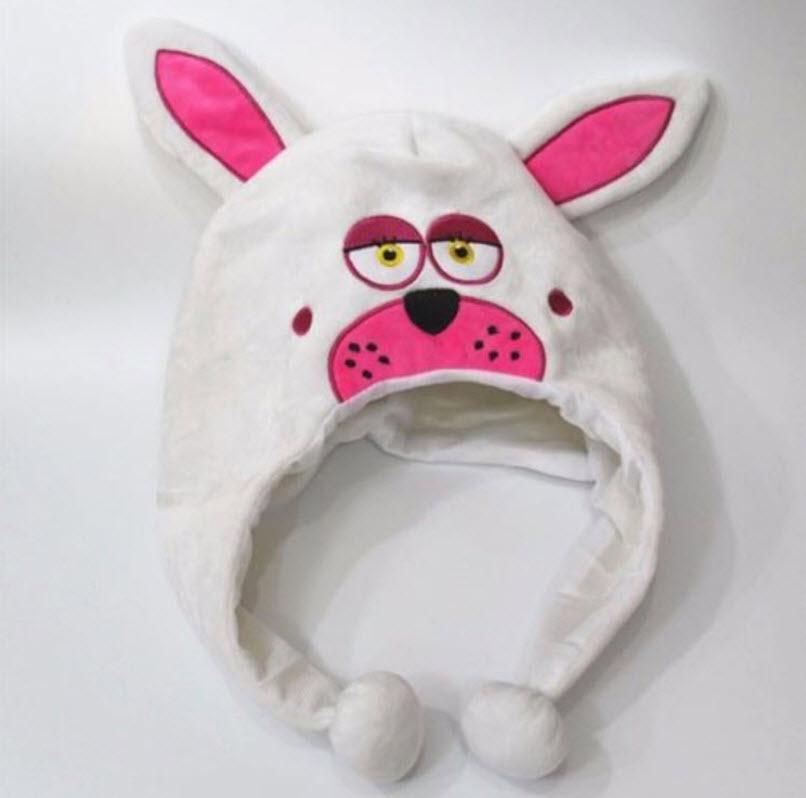 หมวก Pink Mangle