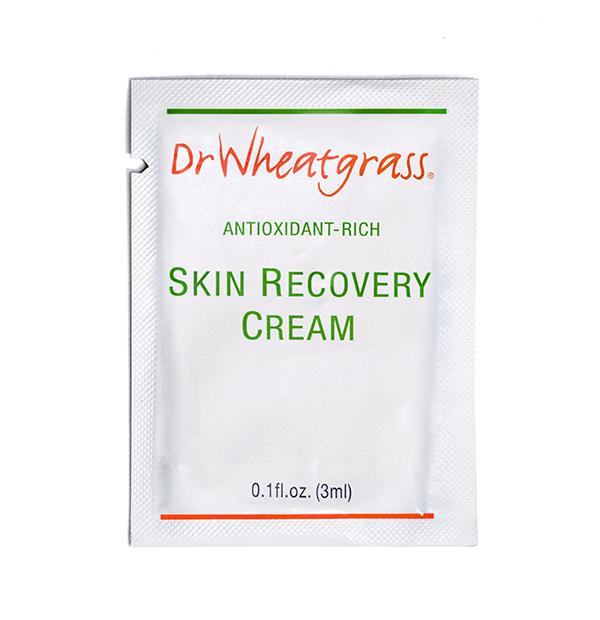 Dr.Wheatgrass Skin Recovery Cream 3ml