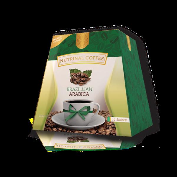 Brazillian Arabica Coffee (กล่อง) ผลิตภัณฑ์กาแฟ บราซิลเลี่ยน อาราบิก้า
