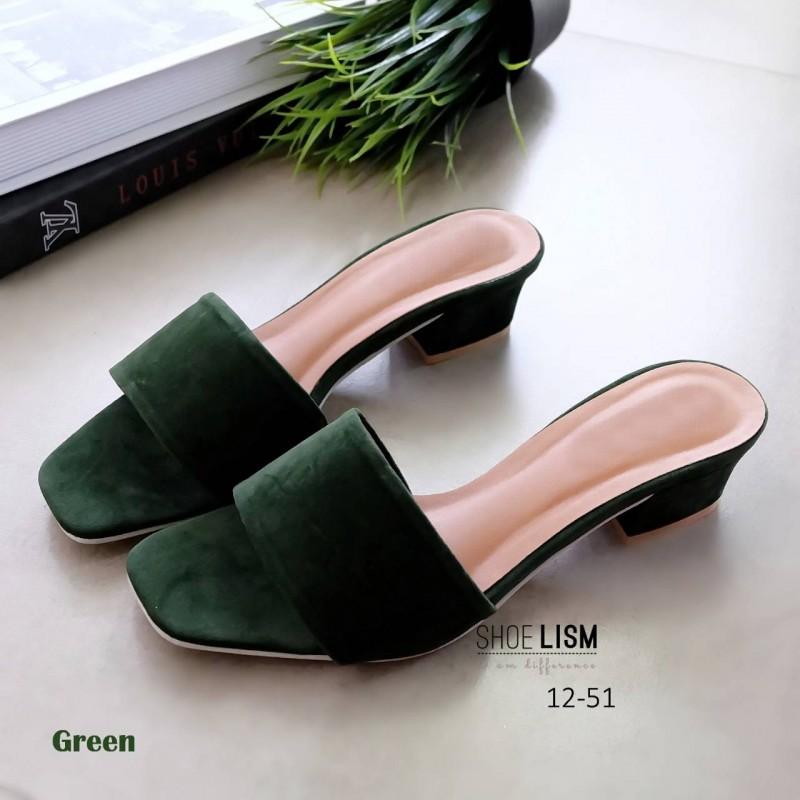 รองเท้าทรงสวมสไตล์ zara