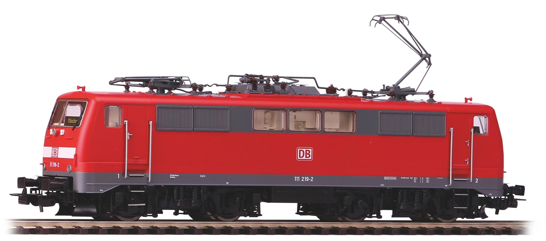 PIKO51842 BR111 DB sound