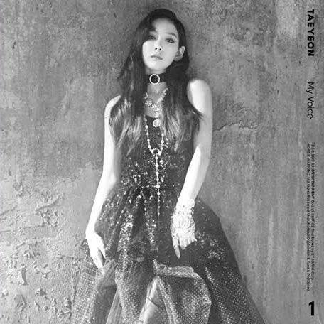 Tae Yeon แทยอน - Album Vol.1 [My Voice] หน้าปก I GOT LOVE