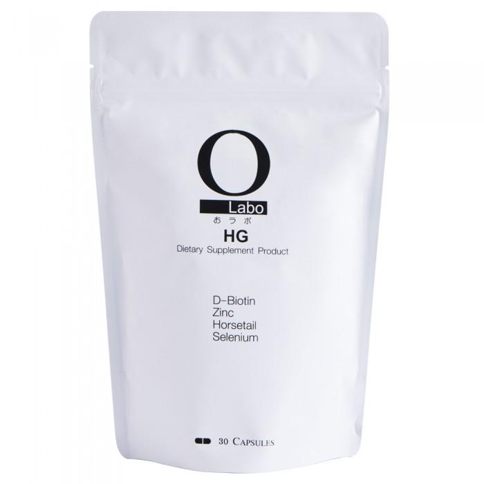 OLABO HG - โอลาโบ เอชจี อาหารเสริมเส้นผม (30 แคปซูล)