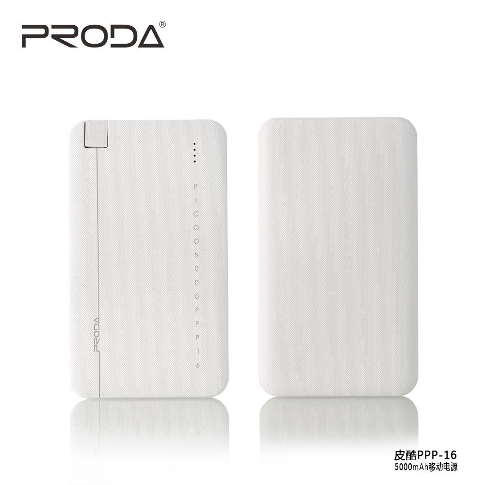 (power bank)แบตสำรอง Proda PPP-16 Picoo 5000 mAh