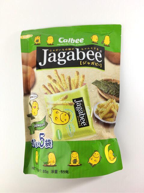 Calbee Jagabee มันฝรั่งแท่งอบกรอบ