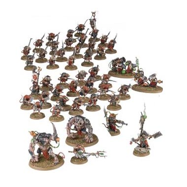 Skaven Spire of Dawn Set