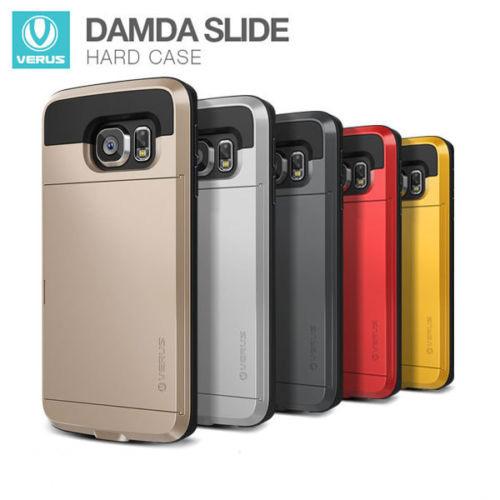 Verus : DAMDA SLIDE Case Cover Slot For Samsung Galaxy S6 Edge