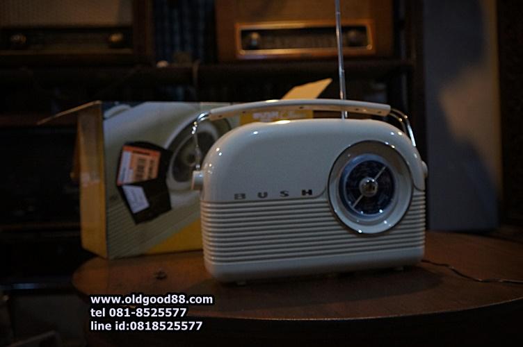 วิทยุbush radio รหัส17660bu