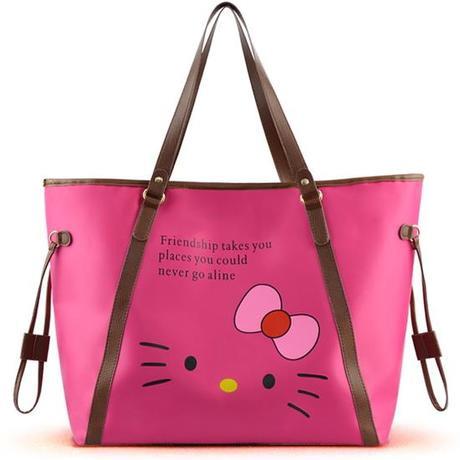 BT12004 กระเป๋าถือ Hello Kitty
