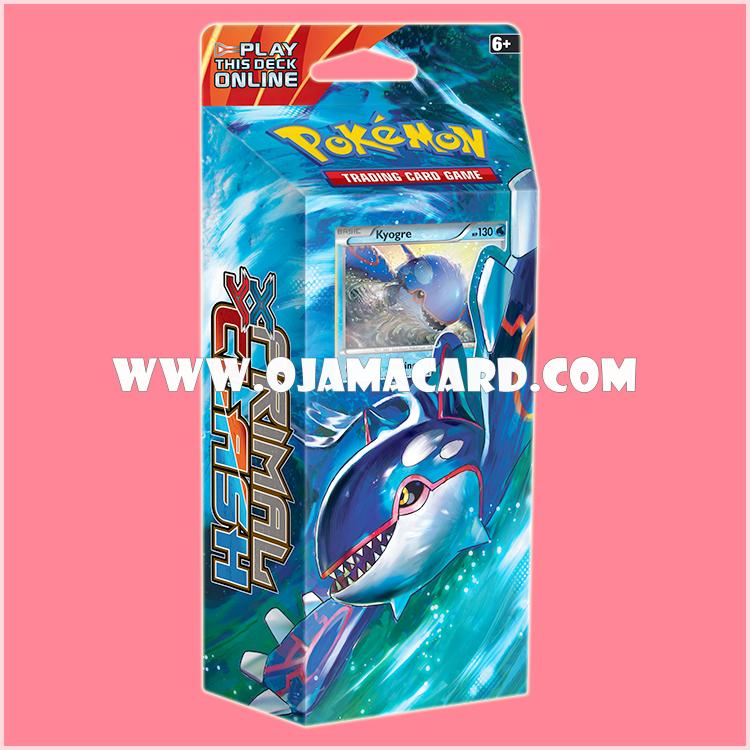 Pokémon TCG XY—Primal Clash : Ocean's Core Theme Deck