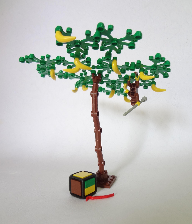 LEGO : Banana Balance เกมลิงเก็บกล้วย