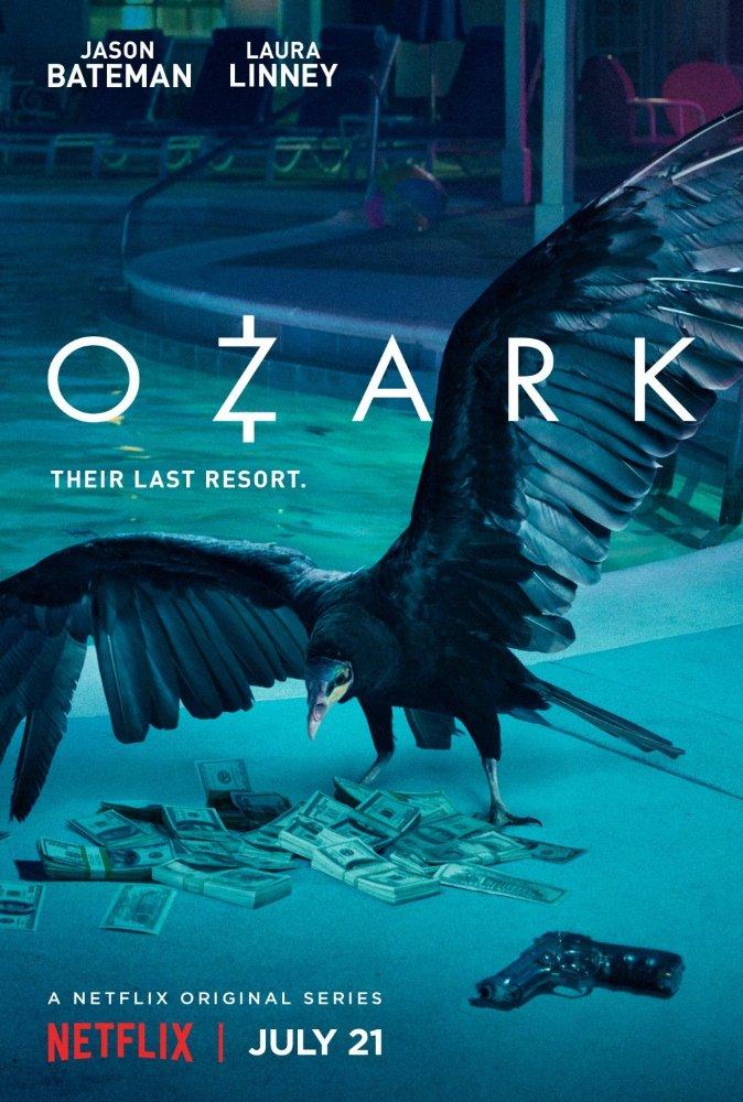 Ozark Season 1 (บรรยายไทย 2 แผ่นจบ)