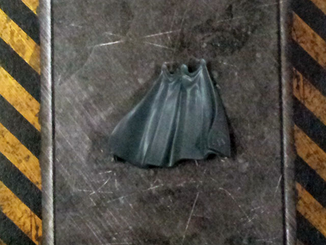 Dark Angels Deathwing Cloak
