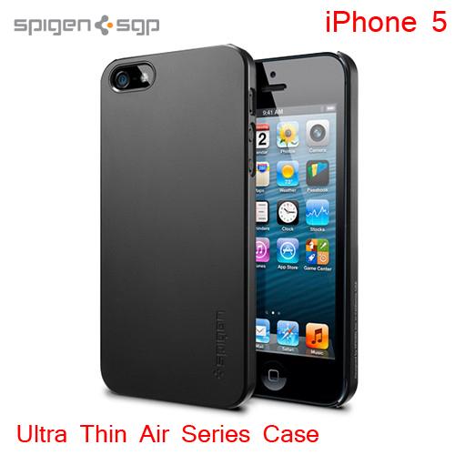 SPIGEN SGP Ultra Thin Air Series Case for Apple iPhone 5