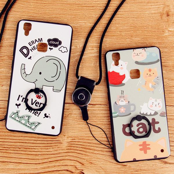 (025-326)เคสมือถือวีโว่ Vivo V3 เคสนิ่มลายน่ารักๆ