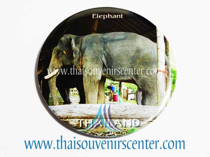 ของที่ระลึก Magnets แบบ 10 ช้างไทย