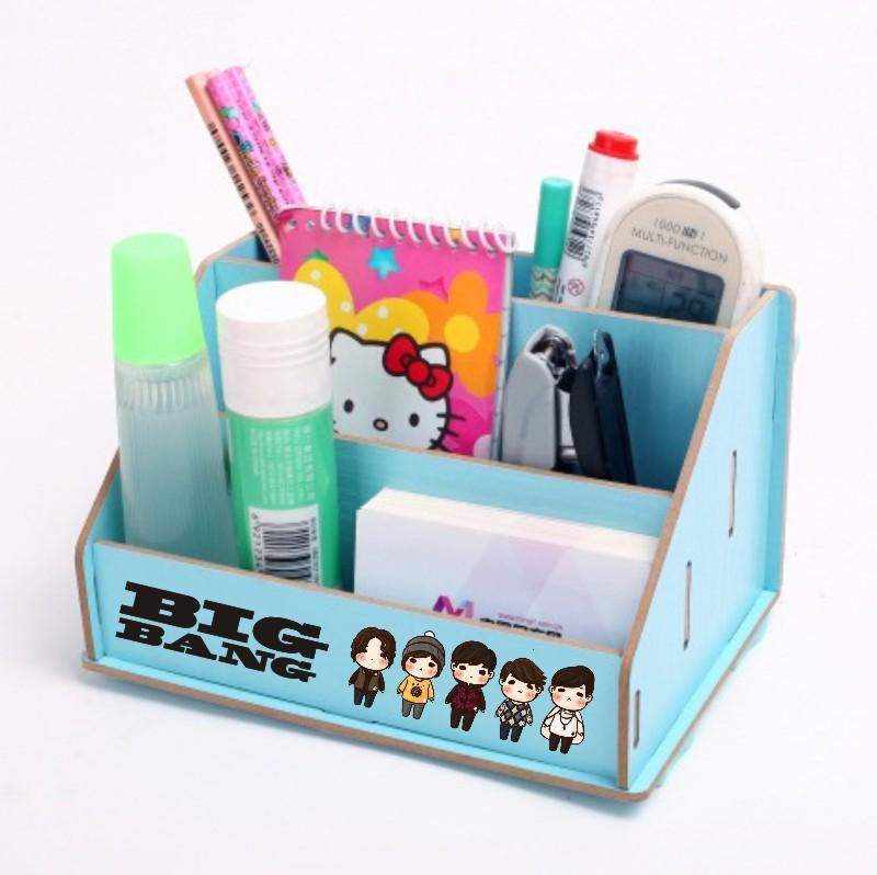 กล่องกระดาษ DIY - BIGBANG MADE -ระบุสี-