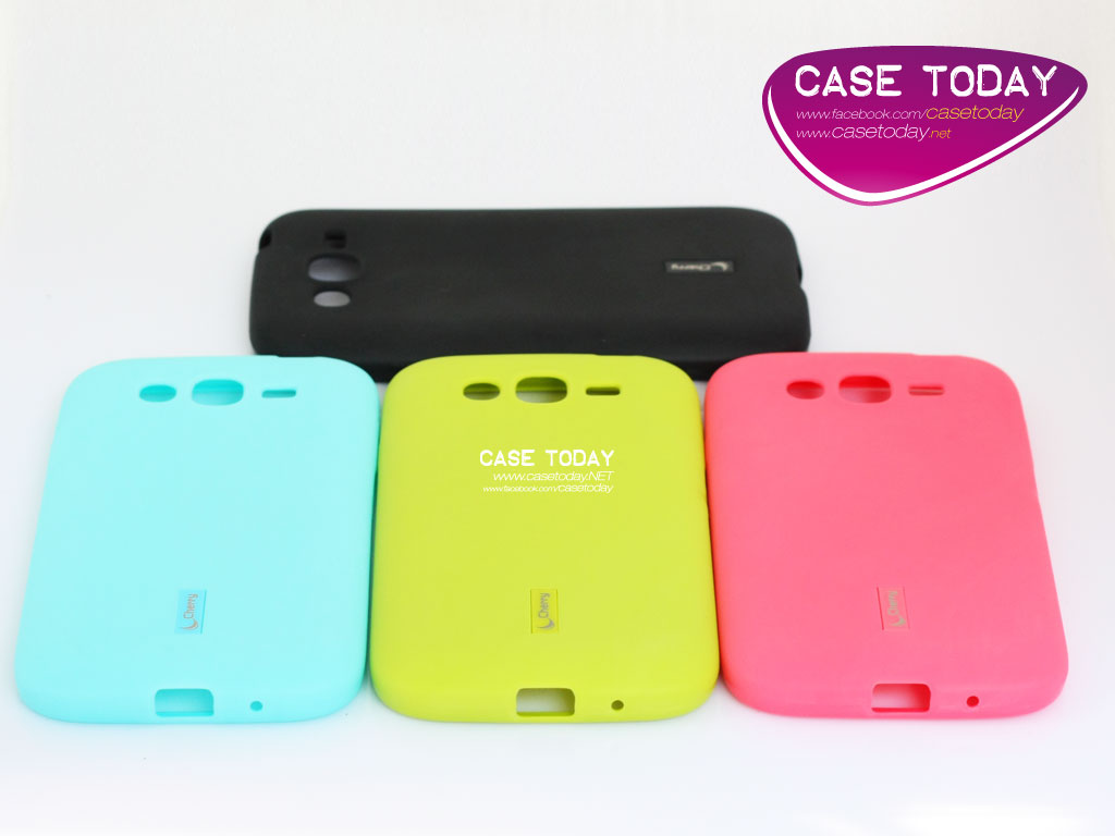 Samsung Grand Soft Case จาก Cherry TPU แบบนิ่มพร้อมฟิล์มกันรอย