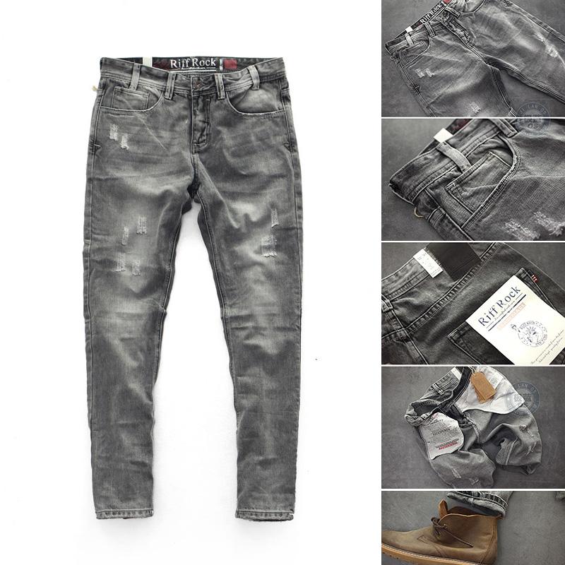 *Pre Order*กางเกงยีนส์ญี่ปุ่น OldSaints American leisure Denim size 33,34,36